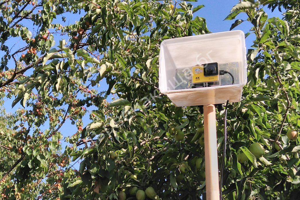 камера за time lapse видео