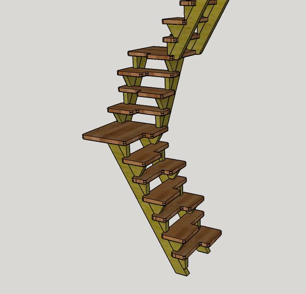 Идеен проект на нашата стълба